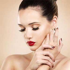 eyelash extensions dubai