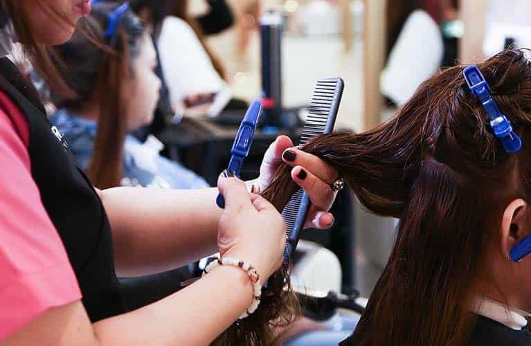 hair straightening keratin